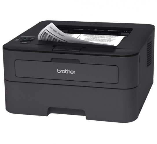 Brother HL-L2340DW Compact Laser Printer, Monochrome, Wireless, Duplex Printing, Amazon Dash Replenishment Enabled - Color Laser Printers