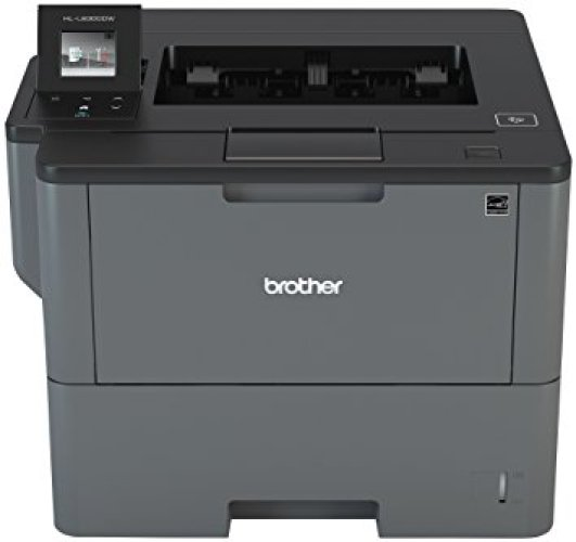 Brother HLL6300DW Business Laser Printer for Mid-Size Workgroups with Higher Print Volumes, Amazon Dash Replenishment Enabled - Color Laser Printers