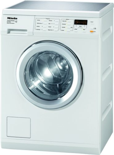 W3038 | Miele 24 Front Load Washer - White - Front Load Washers