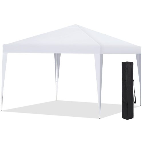 10' X 10' EZ POP-UP CANOPY TENT FROM BEST CHOICE PRODUCTS - Tents