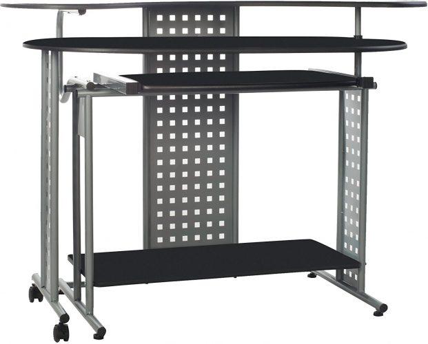 """OneSpace Regallo Expandable """"L"""" Computer Desk - Computer Desk"""