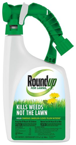 ROUNDUP FOR LAWNS RTS (NORTHERN, 32oz) - Weed killer