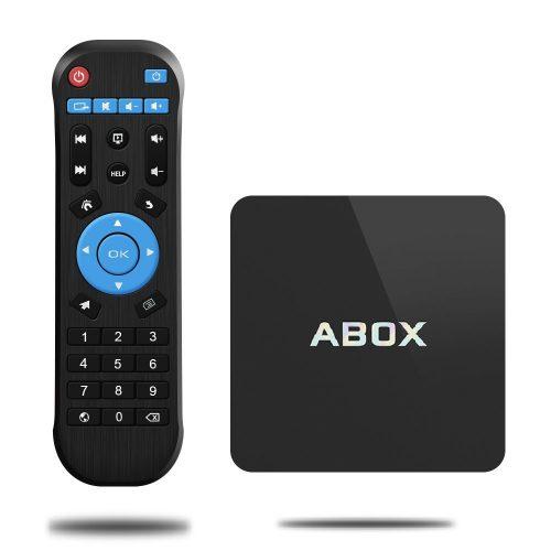 2018 Model GooBang Doo Android 6.0 TV Box, T95X Android TVBox Amlogic S905X 64 Bits and True 4K Playing
