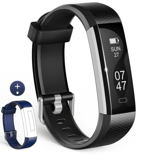 Fitness Tracker, Wesoo K1 Fitness Watch : Activity Tracker