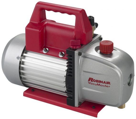 Robinair (15500) VacuMaster Economy VacuumPump - 2-Stage, 5 CFM