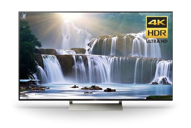 Sony XBR65X930E 65-Inch 4K HDR Ultra HD TV