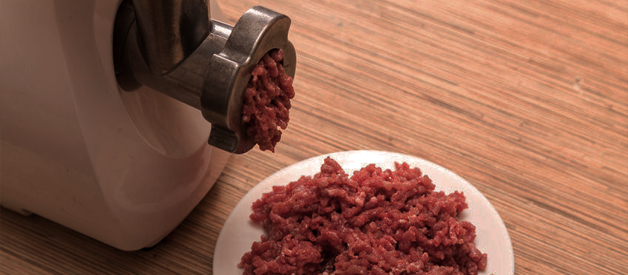 stainless steel electric meat grinders