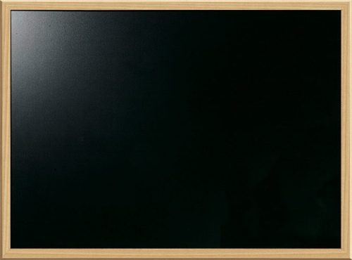Board Dudes 17″ x 23″ Chalk Board with Oak Style Frame
