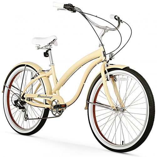 Firmstrong Bella Beach Cruiser Bicycle