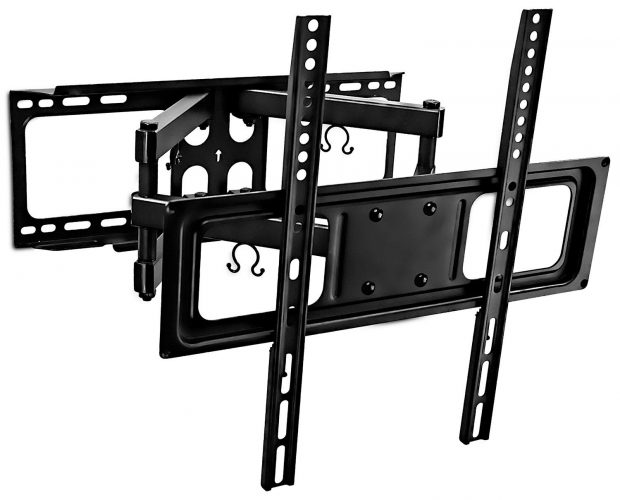 Mount It Tilt Swivel TV Wall Mount