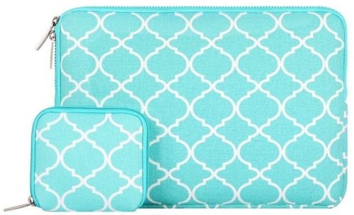 Mosiso Quatrefoil Laptop Bag