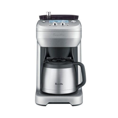 Breville BDC650BSS Grind Control, Silver, Medium