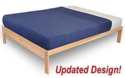 Nomad 2 Platform Bed - Queen - wood bed platform