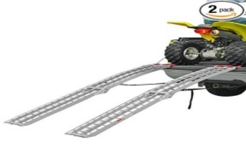 Black Widow AFL-9012-2 Ramp (Folding Duel ATV Runner), 2 Pack