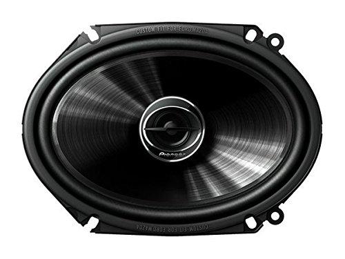 "Pioneer TS-G6845R 6""x8"" G-Series 2-Way Speaker with 250W Max Power - 6x8 speakers"