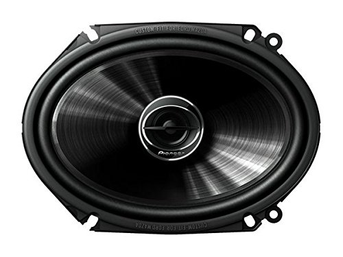 "Pioneer TS-G6845R 6""x8"" G-Series 2-Way Speaker with 250W Max Power - 6x8 speakers"