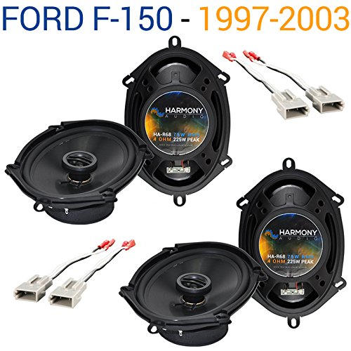 Fits Ford F-150 1997-2003 Factory Speaker Replacement Harmony (2) R68 Package New
