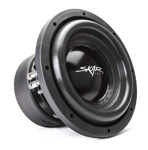 "Skar Audio EVL-10 D4 10"" 2000 Watt Max Power Dual 4 Ohm Car Subwoofer"