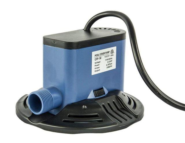 Ocean blue 195091 Electric Winter Pool Cover Pump, 350 GPH