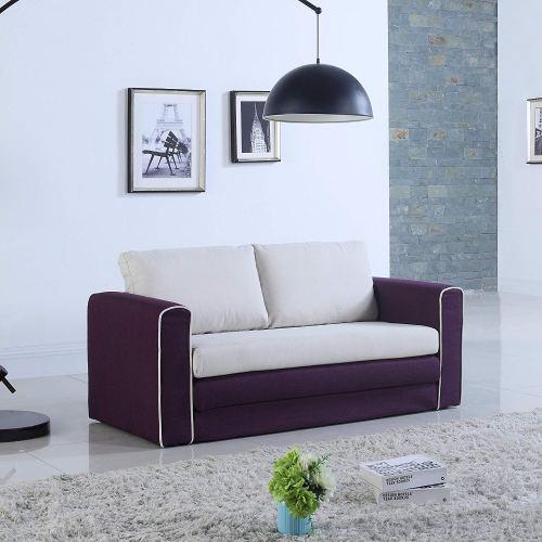 Divano Roma Furniture Modern 2 Tone Modular