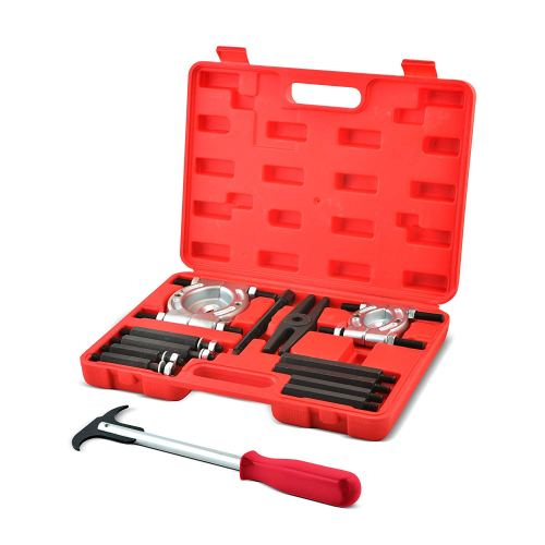 Approved for Automotive Bearing Puller & Separator Set w/Seal Remover Tool