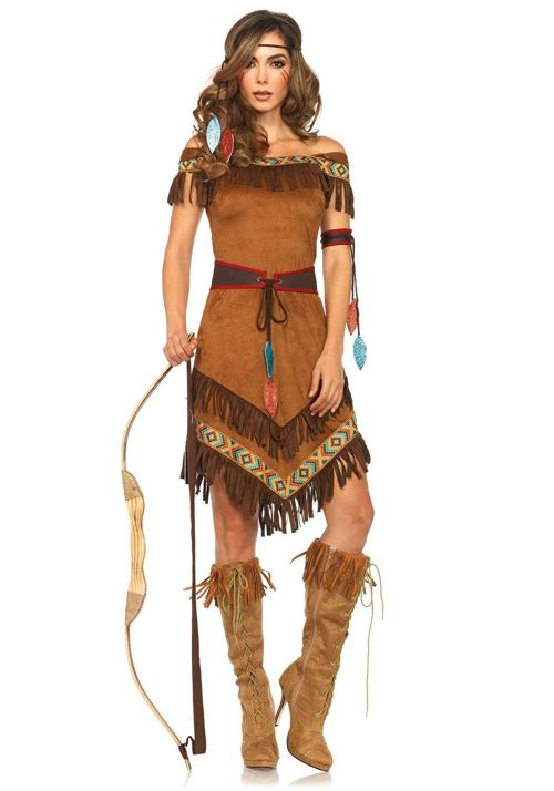 Leg Avenue Women's Native Princess Costume