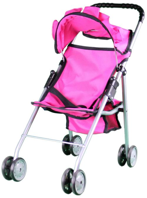 Mommy & Me My First Doll Stroller 9318 - Baby Doll Strollers