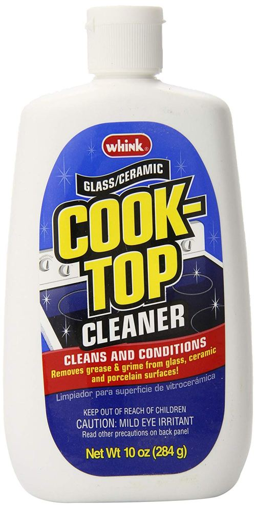 Whink Glass/Ceramic Cooktop Cleaner, 10-Ounce (Pack of 6)