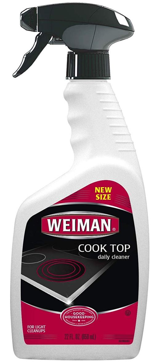 Weiman Cooktop Cleaner and Polish 22 Fluid Ounces