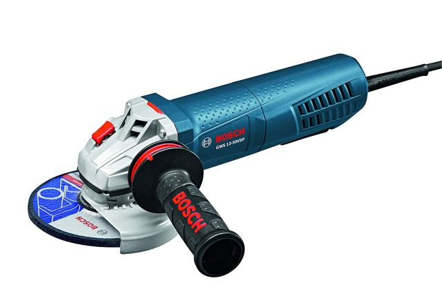 Bosch GWS13-50VSP High-Performance Angle Grinder Variable Speed