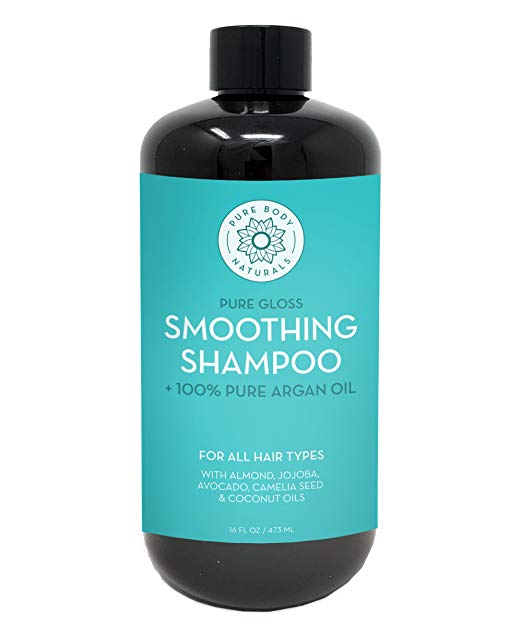 Argan Oil Shampoo, Hydrate and Restore Hair