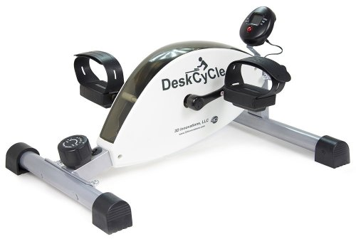 DeskCycleUnder Desk Exercise Bike and Pedal Exerciser