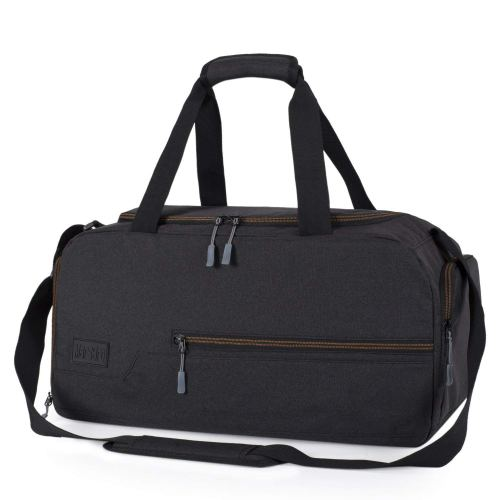 MarsBro Water Resistant Sports Gym Travel Weekender Duffel Bag