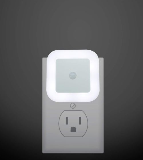 Plug in LED Motion Sensor Light