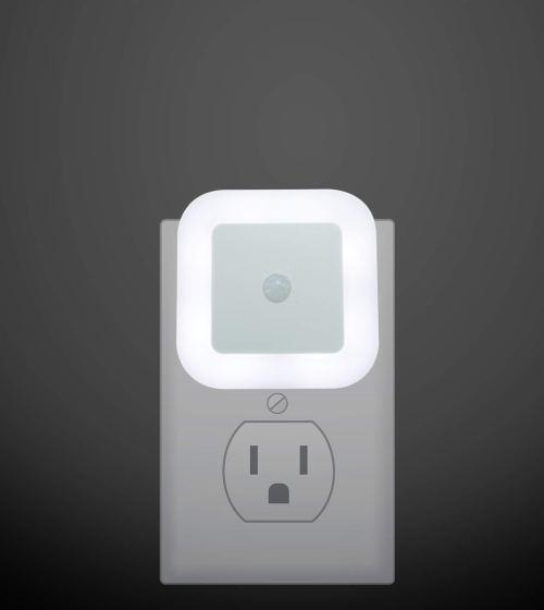 Plug in LED Motion Sensor Light