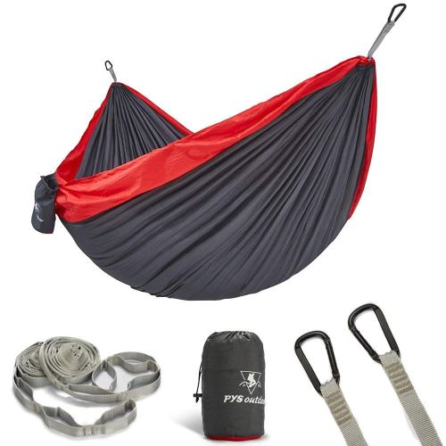 Pys Double Portable Camping Hammock