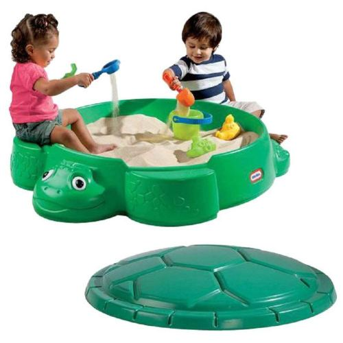 Little Tikes Turtle Round Sandbox