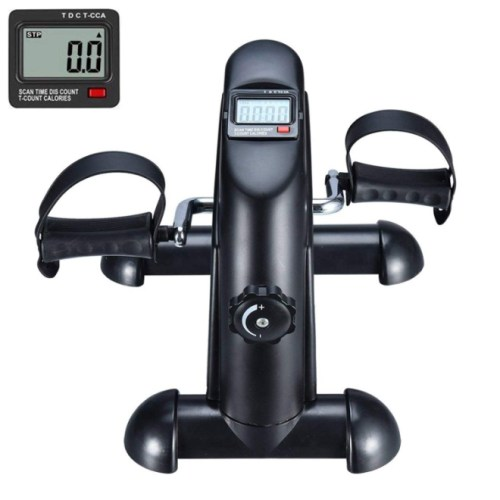 TODO Pedal Exerciser Medical Peddler Leg Arm Knee Recovery Exercise LCD Monitor