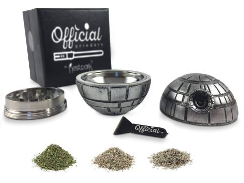 Official Death Star Herb Grinder