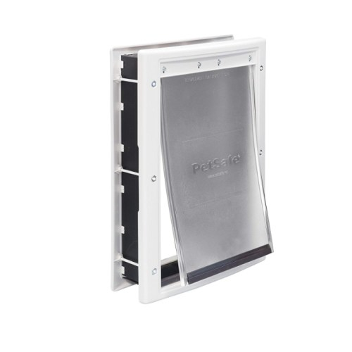 PetSafe Plastic Pet Door with Soft Tinted Flap