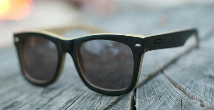 Bamboo Sun Glasses