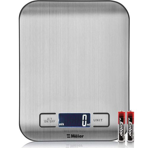 MUELLER Digital Kitchen Food Scale