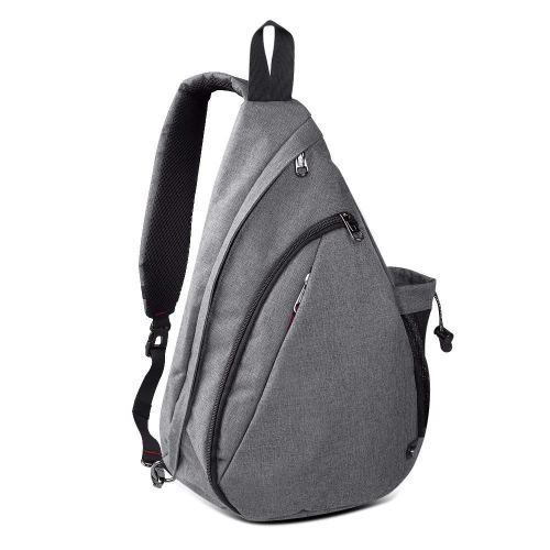 OutdoorMaster Sling Bag - Crossbody Backpack
