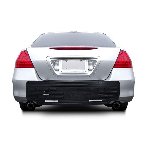 FH Group F16408Black Universal Fit Rear 'Bumper Butler' Bumper Guard Protector