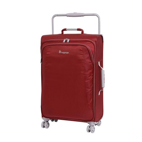 "it luggage World's Lightest 27.6"" 8 Wheel Lightweight Spinner"