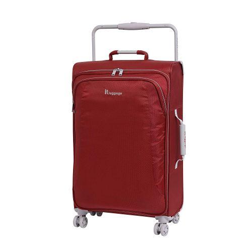 "it luggage World's Lightest 27.6"" 8 Wheel Lightweight Spinner"