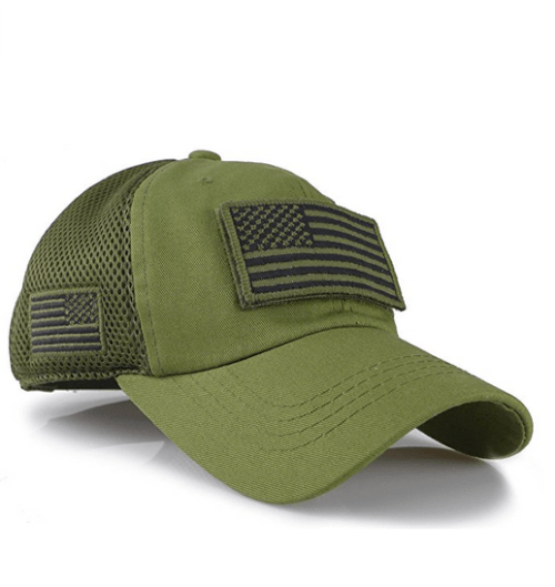 Sox Market Camouflage Constructed Trucker