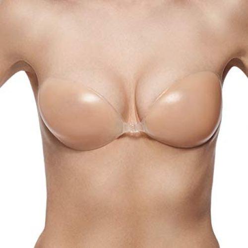 10. Women's Strapless Bra Nippleless