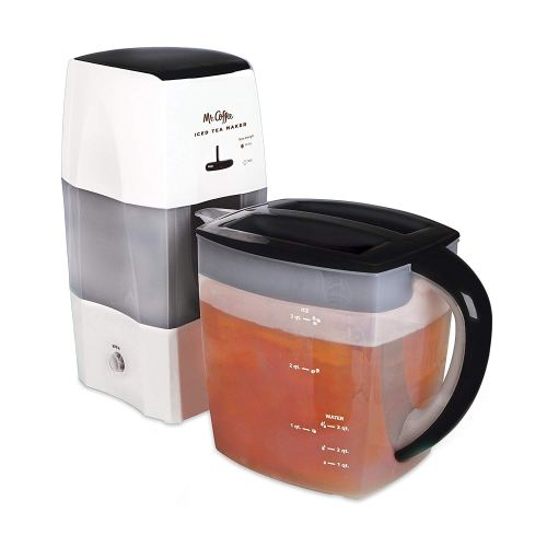 Mr. Coffee 3-Quart Fresh Tea Iced Tea Maker