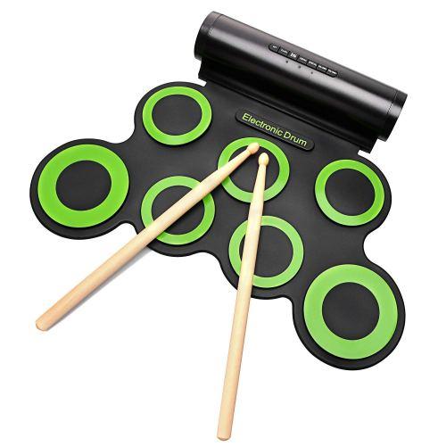 Electronic Drum Set Portable Electronic Drum Pad